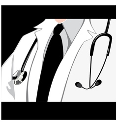 Doctors lab vector