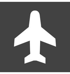 Aero plane Passenger vector image