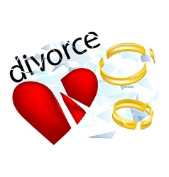 Divorce vector