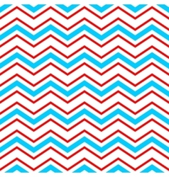 Abstract geometric chevron seamless pattern in vector
