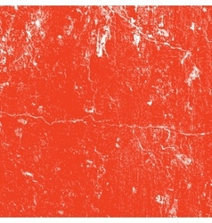 Red Plaster Texture vector image