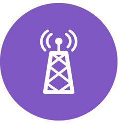 Signals tower i vector