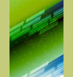 Colourful background design a flyer brochure vector