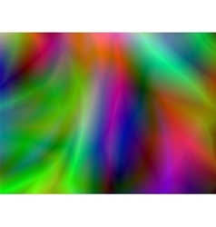 fire abstract composition vector image vector image