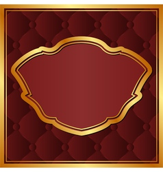 maroon background vector image