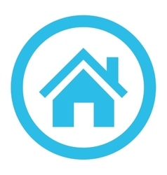house pictogram icon vector image