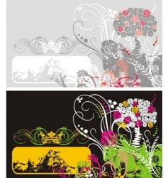 original card vector image