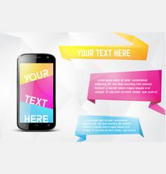 infographics desgin template vector image