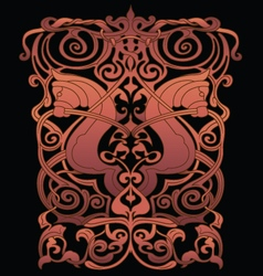 Nordic design001 vector