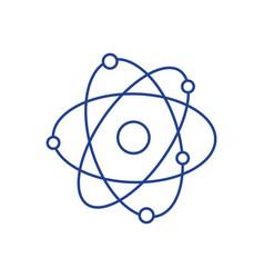 Geostationary orbits around circle vector