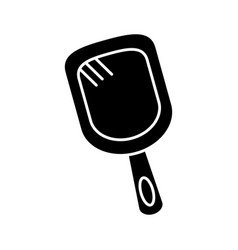 hand mirror icon vector image