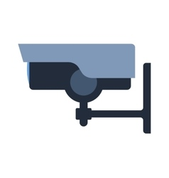 Security camera safety home protection icon vector image