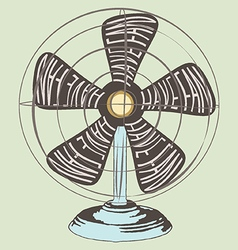 Have fan vector