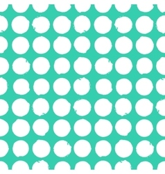 Bold pattern with circles vector