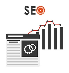 Searching engine optimization vector