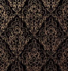 decorative seamless vector image vector image