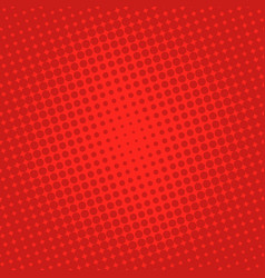 Background halftone circle vector