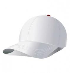 vector baseball cap vector image