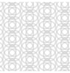 Seamless linear pattern vector image