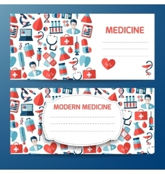 Design template for medical icon vector