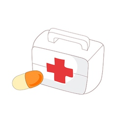 An emergency case vector