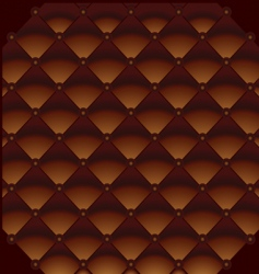 Leather background vector