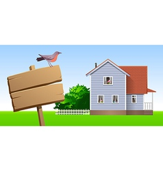 House Sale vector image