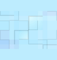 Light blue abstract minimal background vector