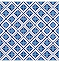 seamless - tile pattern vector image vector image
