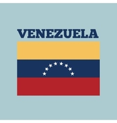 Venezuela country flag vector