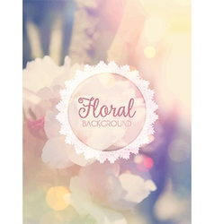 Floral background 1305 vector
