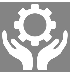 Maintenance icon vector