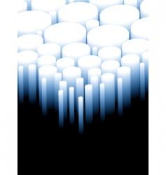 future poster vector image
