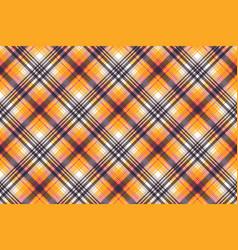 orange white pixel seamless fabric texture vector image vector image