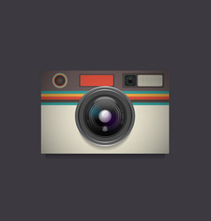 4263d retro camera7vs vector