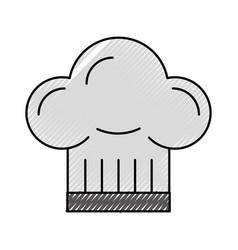 Boss chef hat accessory uniform emblem vector