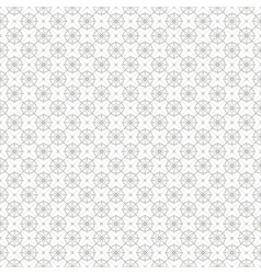 Vintage geometric line seamless pattern background vector