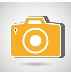 Photography icon design vector