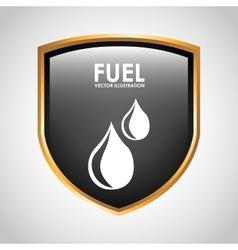 Fuel icon design vector