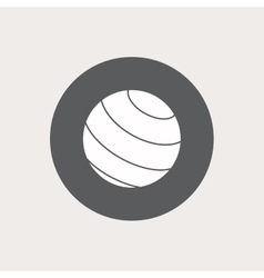 Sport object vector