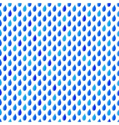 Drops pattern vector