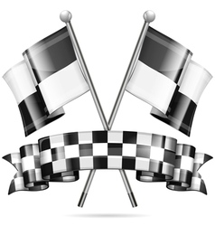 Racing Concept vector image vector image