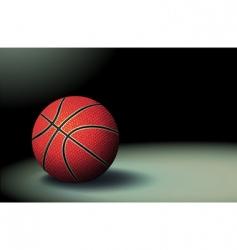 basketbal vector image