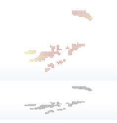 British Virgin Islands vector image