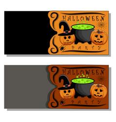 Theme halloween vector