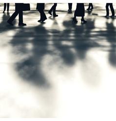Street walkers vector