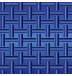 Seamless fabric tiles vector