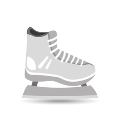 Skate isolated design vector