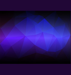 Purple lilac pink low poly background vector