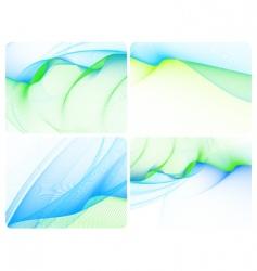 modern elements vector image